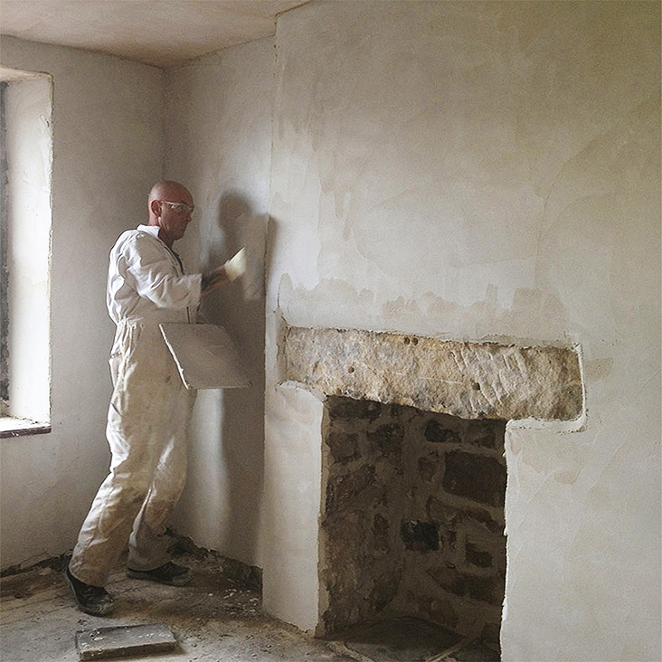 lime-plaster-work