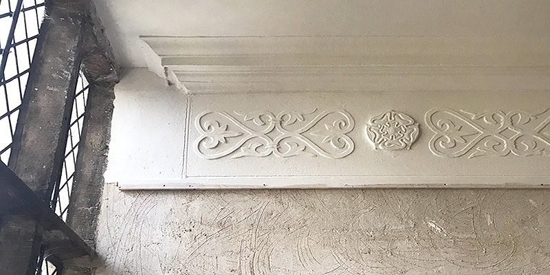 Decorative Cornice & Coving Plasterwork