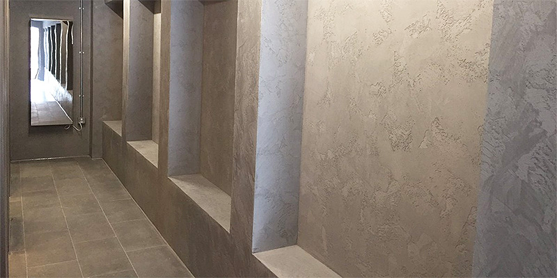 Marmorino Matt polished plaster